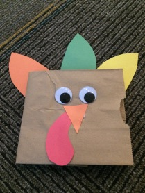 Turkey Book for Speech Therapy