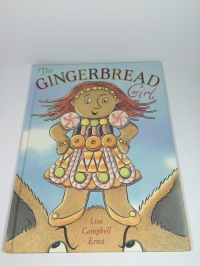 Gingerbread Books for Speech Therapy