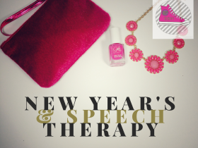 New Year's Speech Therapy Ideas