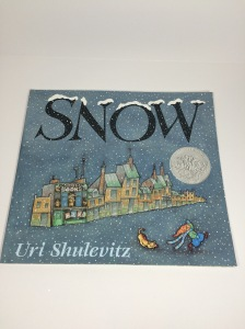 Snow Book for Speech Therapy